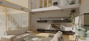 ゆいリビングの性能向上リノベ住宅